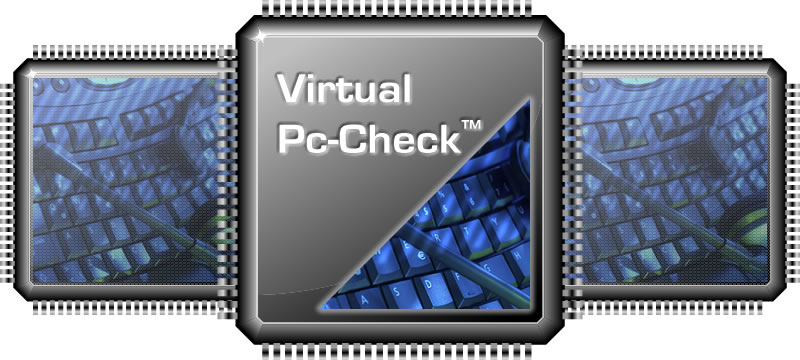 Virtual PC Check Hardware Diagnostic Tools