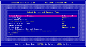 ZeroData interface