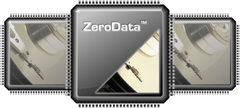 ZeroData Hard Drive Eraser and Data Cleaning