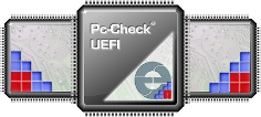 Native UEFI Pre-boot PC  diagnostic testing