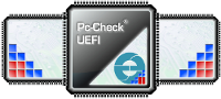 Pc-Check UEFI Chip